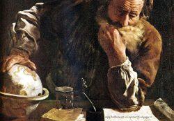 Domenico Fetti, Archimedes (1620)
