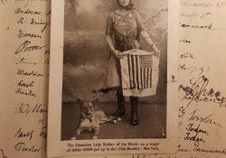 Lizzies Postkarte